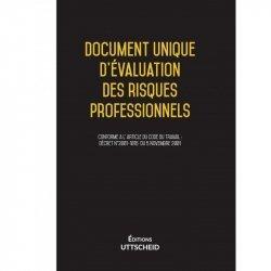 Dernières parutions sur Sécurité - Certifications - Accessibilité, Document unique Métier : Maître d'oeuvre - Version 2020