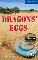 Dernières parutions dans Cambridge English Readers, Dragons' Eggs Level 5 Upper-intermediate