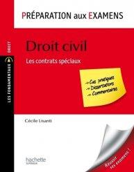 Dernières parutions dans Les fondamentaux, Droit civil. Les contrats spéciaux
