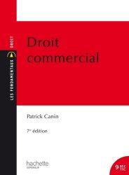 Dernières parutions dans Les Fondamentaux, Droit commercial. 7e édition