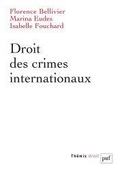 Dernières parutions dans Thémis Droit, Droit des crimes internationaux