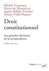 Dernières parutions dans Thémis, Droit constitutionnel. Les grandes décisions de la jurisprudence, 2e édition