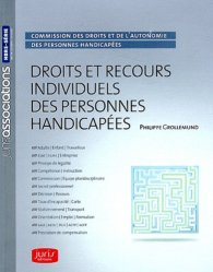 Dernières parutions dans Hors-série Juris, Droit et recours des personnes handicapées. Commission des droits et de l'autonomie des personnes handicapées