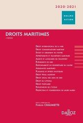 Nouvelle édition Droits maritimes 2020/2021