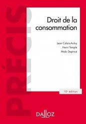 Dernières parutions sur Concurrence et consommation, Droit de la consommation. 10e édition