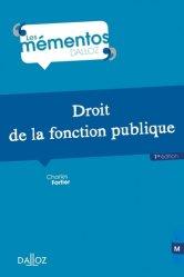 Dernières parutions sur Autres ouvrages de droit public, Droit de la fonction publique