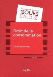 Dernières parutions sur Concurrence et consommation, Droit de la consommation. 2e édition