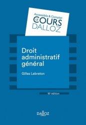 Dernières parutions sur Droit administratif général, Droit administratif général. 10e édition