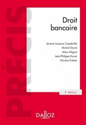 Dernières parutions dans Précis Dalloz, Droit bancaire. 2e édition