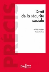 Dernières parutions dans Précis, Droit de la sécurité sociale