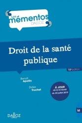 Dernières parutions sur Autres ouvrages de droit public, Droit de la santé publique