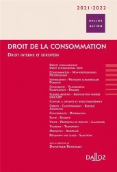 Dernières parutions dans Dalloz Action, Droit de la consommation