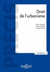 Dernières parutions sur Droit de l'urbanisme, Droit de l'urbanisme