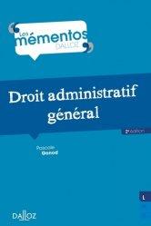 Dernières parutions sur Droit administratif général, Droit administratif général. 2e édition