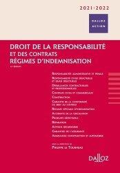 Dernières parutions dans Dalloz Action, Droit de la responsabilité et des contrats 2020/2021 - 12e ed.. Régimes d'indemnisation, Edition 2020-2021