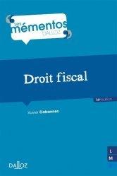 Dernières parutions sur Droit fiscal, Droit fiscal - 16e ed.