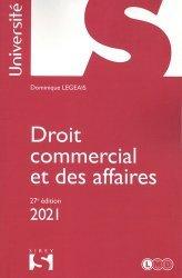 Dernières parutions dans Sirey Université, Droit commercial et des affaires