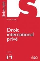 Dernières parutions sur Droit international privé, Droit international privé