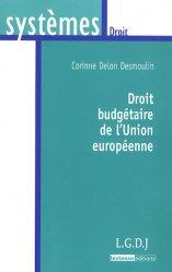 Dernières parutions dans Systèmes. Droit, Droit budgétaire de l'Union européenne