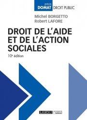 Dernières parutions sur Aide sociale, Droit de l'aide et de l'action sociales. 10e édition