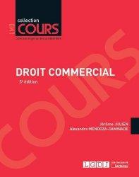 Dernières parutions dans Cours, Droit commercial. 3e édition