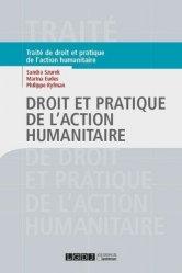 Dernières parutions dans Traités, Droit et pratique de l'action humanitaire