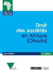 Dernières parutions dans Droits africains, Droit des sociétés en Afrique (Ohada). 2e édition