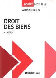 Dernières parutions dans Domat droit privé, Droit des biens. 4e édition