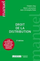 Dernières parutions dans Manuels, Droit de la distribution. 2e édition