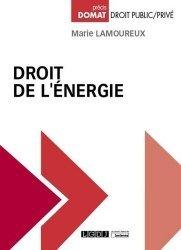 Dernières parutions sur Droit de l'environnement, Droit de l'énergie