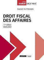 Dernières parutions sur Droit fiscal, Droit fiscal des affaires