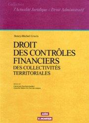 Dernières parutions dans L'actualité juridique, Droit des contrôles financiers. Des collectivités territoriales