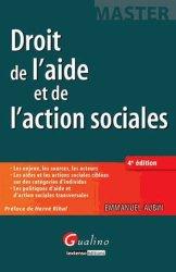Dernières parutions dans Master, Droit de l'aide et de l'action sociales. 4e édition