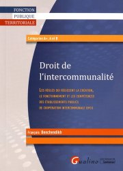 Dernières parutions sur Intercommunalité, Droit de l'intercommunalité
