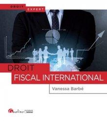 Dernières parutions sur Droit fiscal international, Droit fiscal international