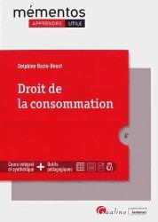 Dernières parutions sur Concurrence et consommation, Droit de la consommation