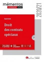 Dernières parutions sur Droit des obligations, Droit des contrats spéciaux