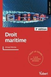 Dernières parutions sur Droit des transports, Droit maritime