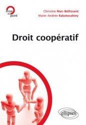 Dernières parutions dans Mise au point, Droit coopératif