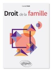 Dernières parutions sur Aide à la vie quotidienne - Economie sociale et familiale, Droit de la famille