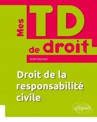 Dernières parutions dans Mes TD de droit, Droit de la responsabilité civile