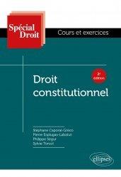 Dernières parutions dans SPECIAL DROIT, Droit constitutionnel. 2e édition