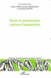 Dernières parutions dans Droit du patrimoine culturel et naturel, Droit et patrimoine culturel immatériel