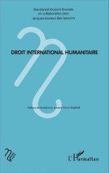 Dernières parutions dans Notes de cours, Droit international humanitaire