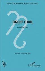 Dernières parutions dans Notes de cours, Droit civil. Les obligations