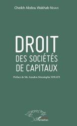 Dernières parutions sur Droit des sociétés, Droit des sociétés de capitaux