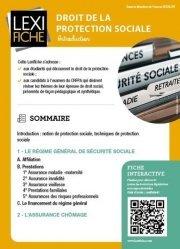 Dernières parutions sur Sécurité sociale, Droit de la protection sociale. Introduction