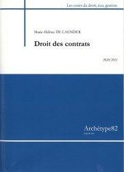 Dernières parutions sur Droit des obligations, Droits des contrats
