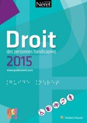 Nouvelle édition Droit des personnes handicapées 2014