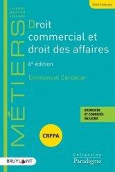 Dernières parutions sur Autres ouvrages de droit des affaires, Droit commercial et droit des affaires